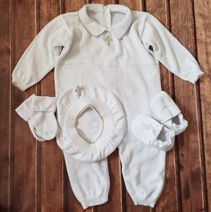 Baptism Outfit Set